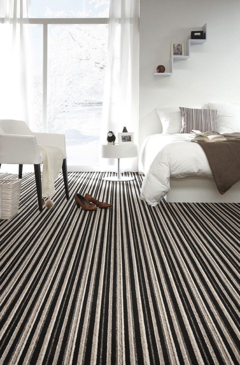 A Nice Warm Carpet Available At Www Beharcarpets Co Uk Bedroom Carpet Living Room Carpet Striped Carpets