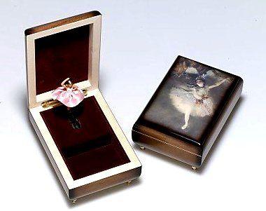 Edgar Degas Ballerina Music Box Products I Love Pinterest