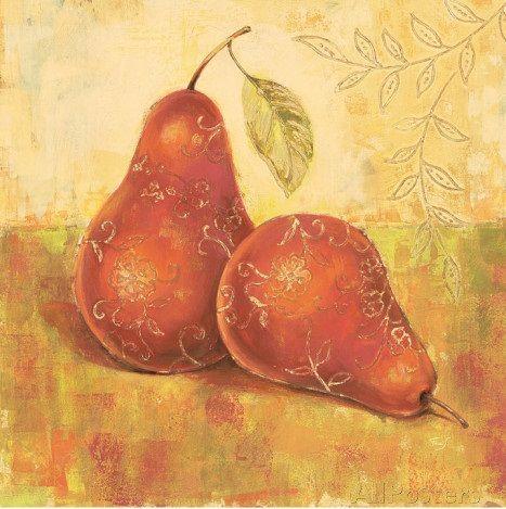 Paisley Pears III