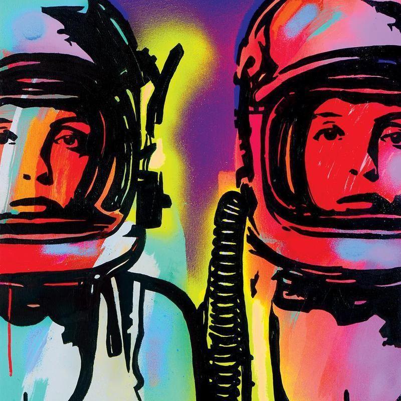 Astronauts Alu Dibond Druck Jetzt Bestellen Unter: Https://moebel .ladendirekt.de/dekoration/bilder Und Rahmen/poster/?uidu003d4d4282af C8a0 5eb1 8381   ...