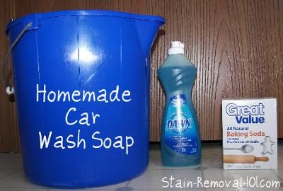 Best Soap For Car Wash At Home