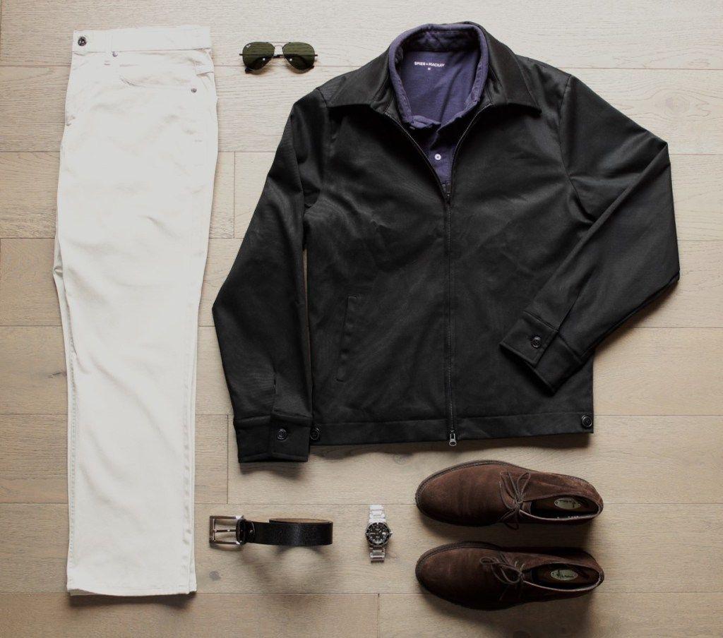 ROYALE Filmwear Quantum Haiti Jacket review Jackets