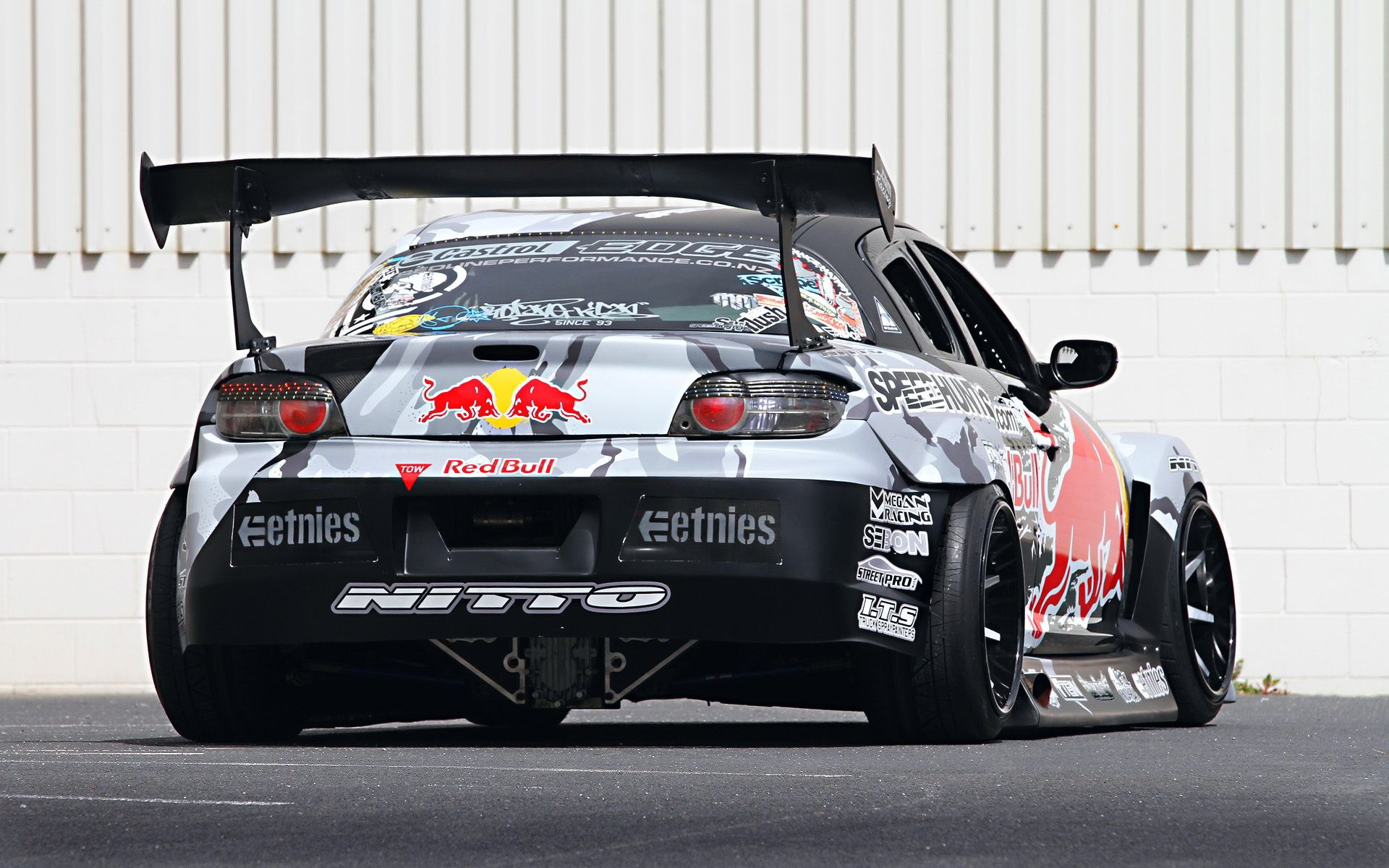Red Bull Mazda Cars Hd Wallpapers Pinterest Mazda Red