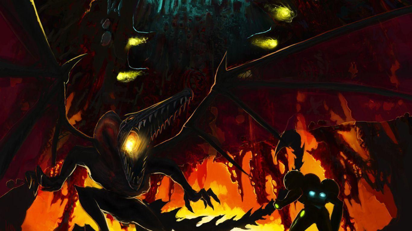 Epic Wallpaper Metroid Metroid Metroid Prime Art Samus Aran