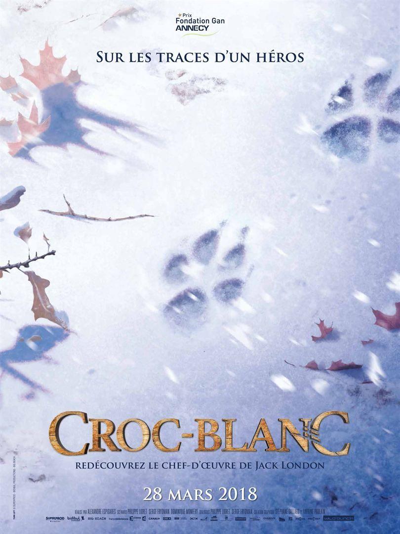 "~[""REGARDER™] Croc-Blanc STREAMING VF GRATUIT HD Film en francais"