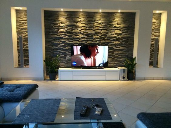 Photo of TV installation ideas # for #every #home! #Total # throws # the #monoton # …, #der # for #every …