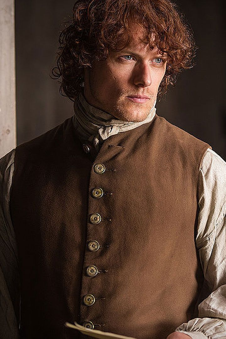 24 TV Characters You Had Major Crushes on in 2015 #1 Jamie, Outlander. Sam Heughan a ginger pillar of physical perfection always acts the hell out of every scene he's in, on the hit Starz show.