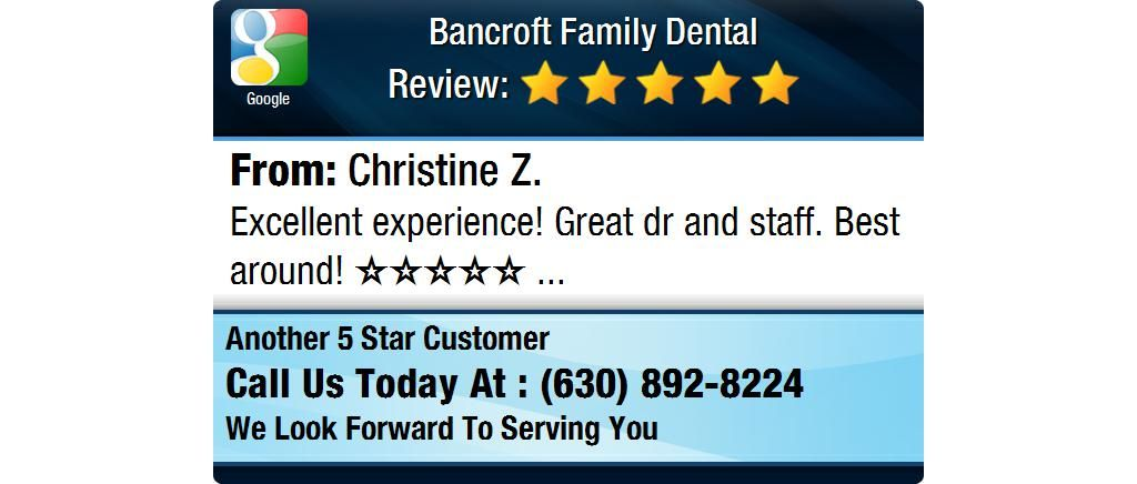 Excellent experience!  Great dr and staff. Best around! ⭐️⭐️⭐️⭐️⭐️