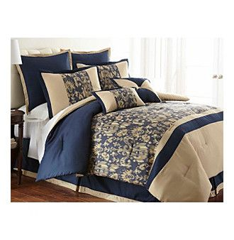 Colonial Home Textiles Amanda 8-pc. Comforter Set