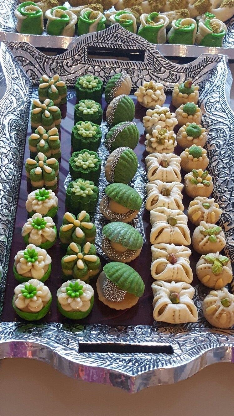 Gâteaux Traditionnels, Tendances De Mariage, Dossier Mariage, Petits  Gâteaux De Fête, Patisserie Algérienne, Gateaux Marocain, Gateau Arabe,  Tunisien,