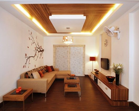 POP Ceiling Designs For Drawing Room. Minimalist Living ...