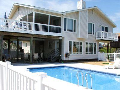 Incredible Happy Daze Sandbridge Beach Vacation Rental Virginia Interior Design Ideas Gentotryabchikinfo