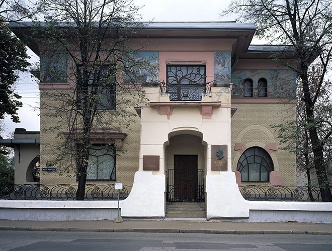 russia art nouveau ryabushinsky house architecture etc uk eu