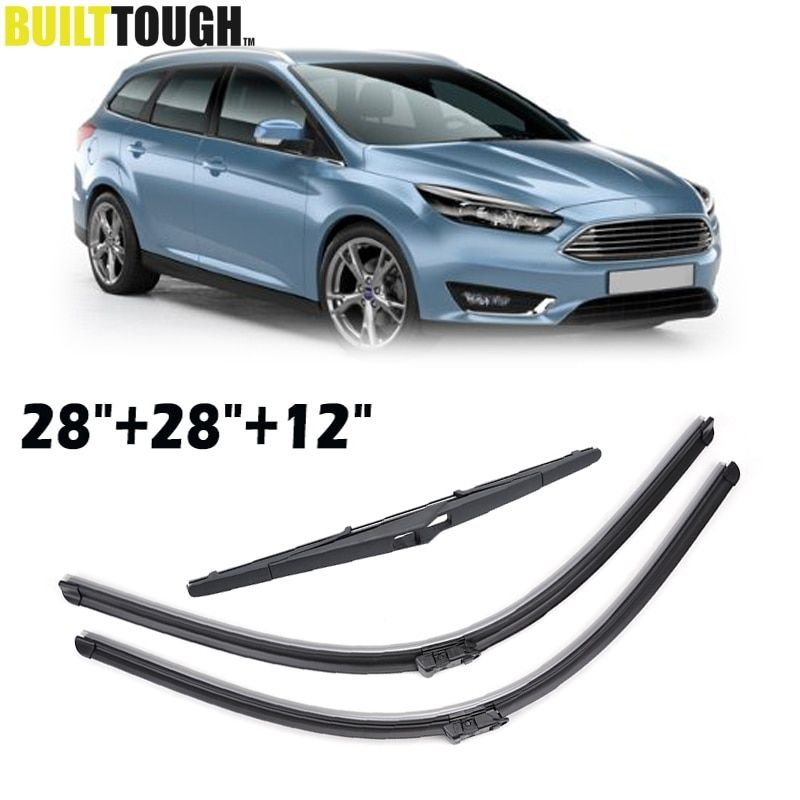 Misima Windscreen Wiper Blades For Ford Focus 3 2011 2012 2013 2014 2015 28 28 12 Front Rear Window Attention Valid Discount 9 03 Buy Now For 14 5