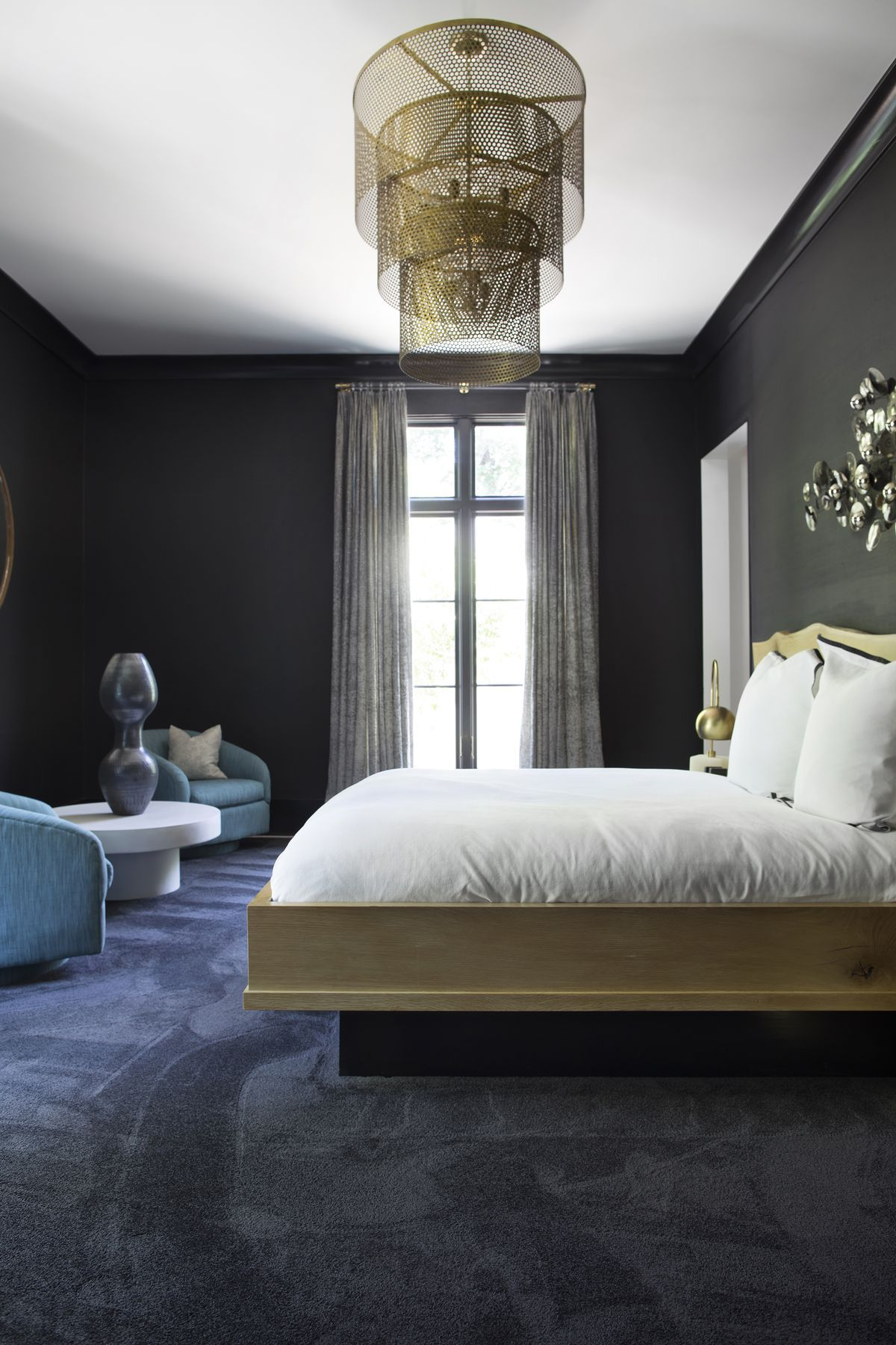 A design duo joins forces to create their own dream home