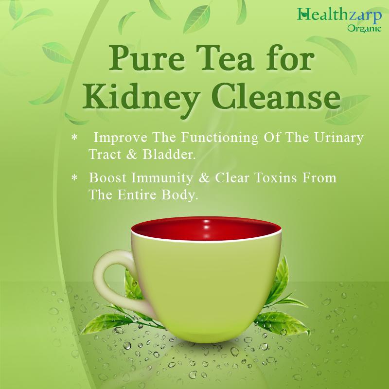 Kidney Tea #kidneycleanse