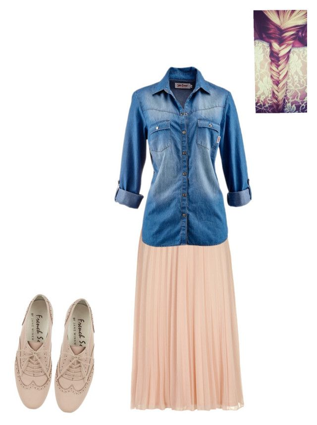 """""""cute and casual"""" by modest-flute ❤ liked on Polyvore featuring Dorothy Perkins"""