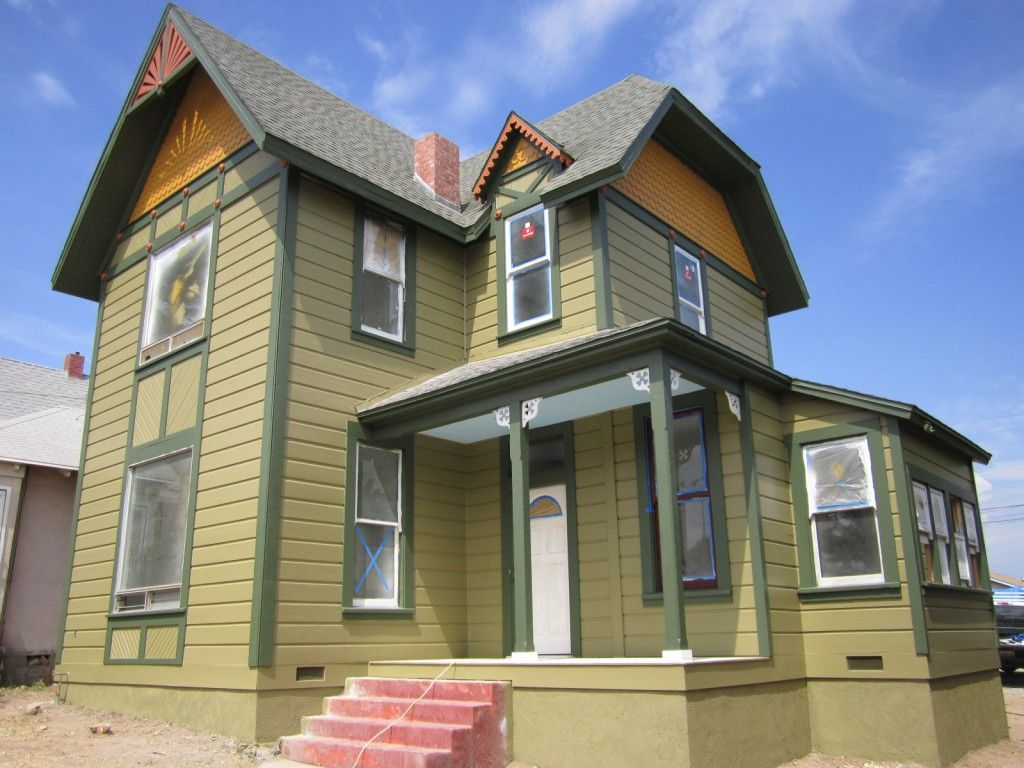 All From Sherwin Williams Victorian House Palette 1 Body
