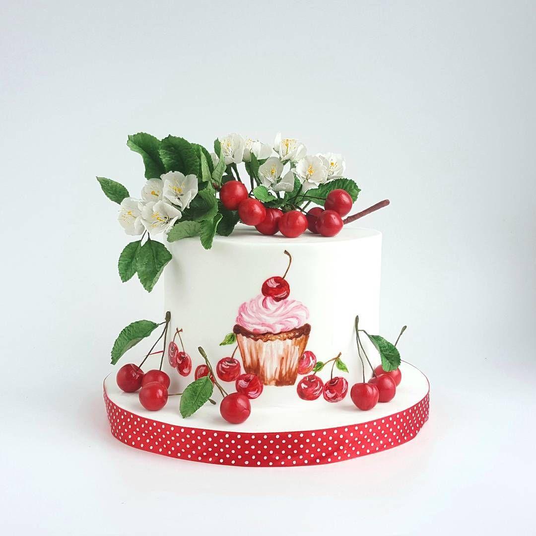 Нет описания фото. | Тематические торты, Раскраска торта ...