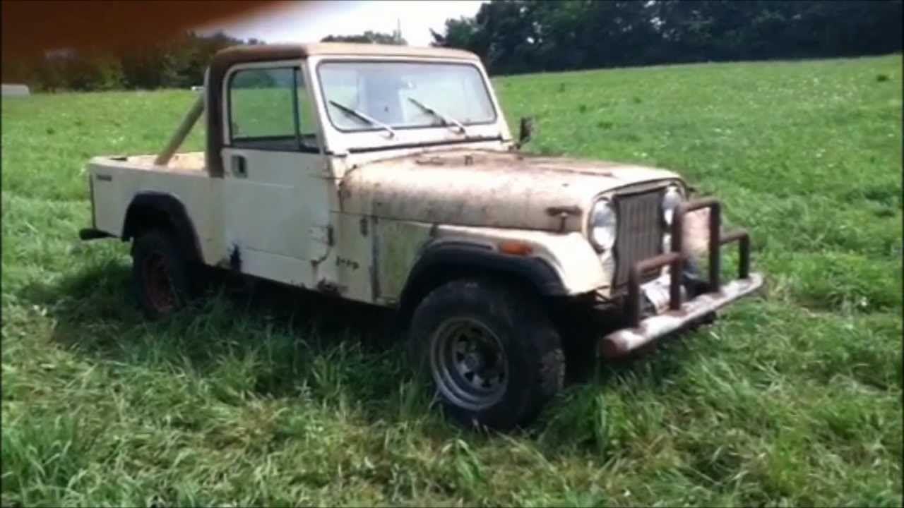 Great Jeep Scrambler Craigslist