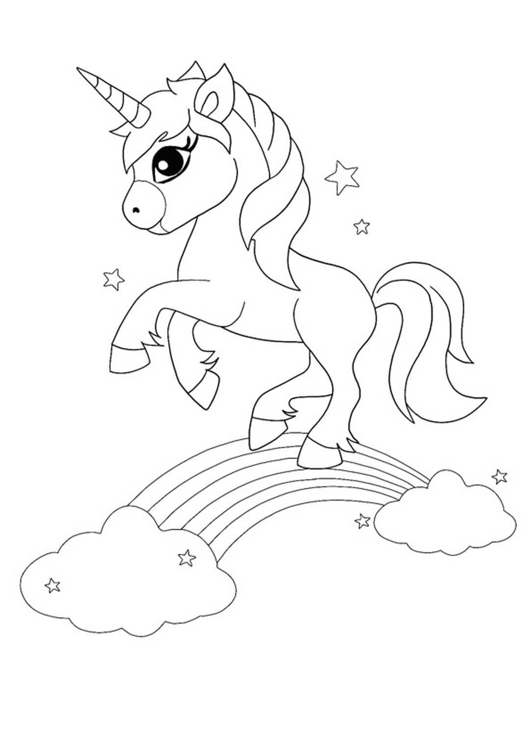 25+ Rainbow princess unicorn coloring pages ideas