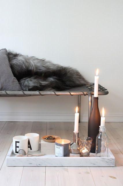 ein dekotablett aus marmor decoration pinterest. Black Bedroom Furniture Sets. Home Design Ideas