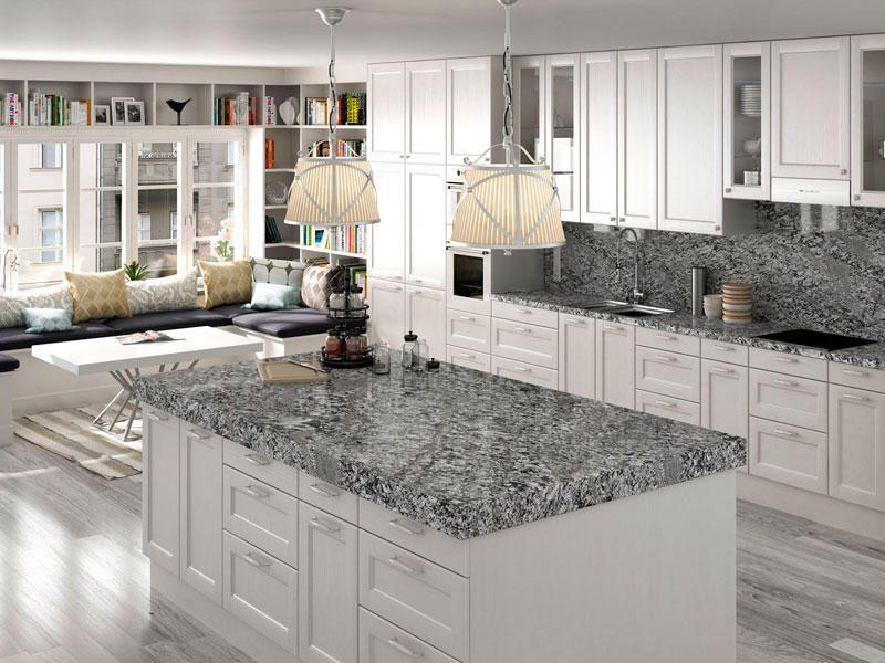 Granito a granito en 2019 cocinas granite kitchen - Cocinas de granito ...