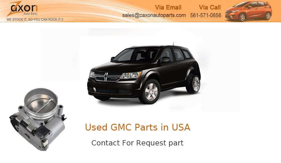 Looking For Used Gmc Parts In Usa Zaxon Auto Parts Offers A Wide Selection Of Genuine Gm With Images Car Parts For Sale Used Car Parts Car Parts And Accessories