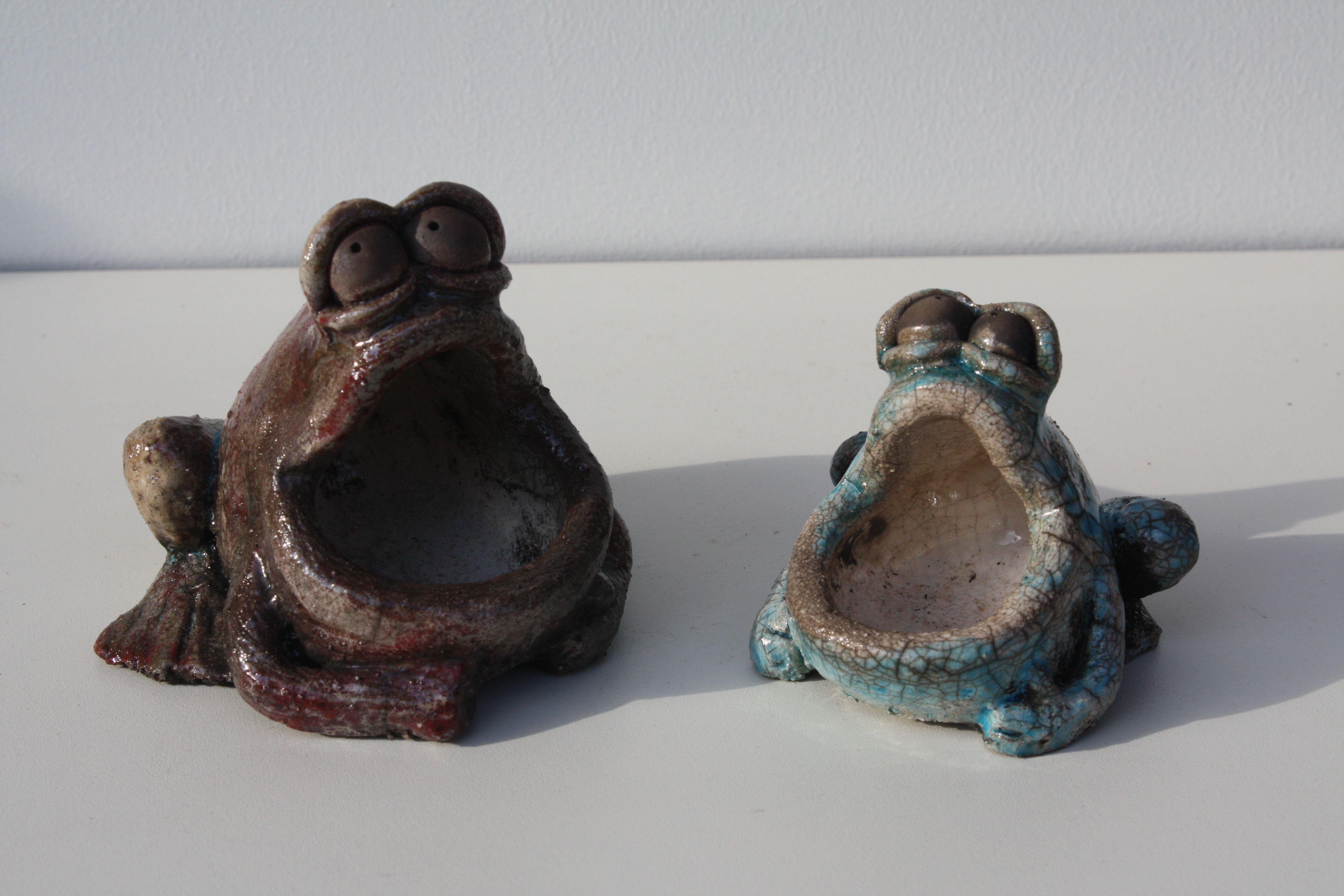 raku frogs