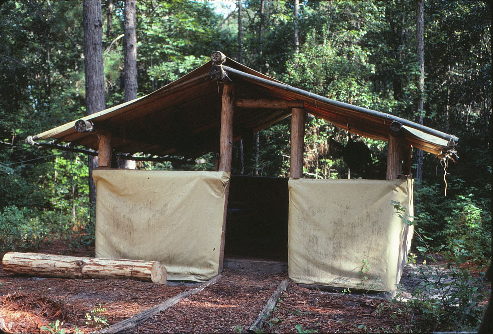 Tent Building- Adirondack Tent The Adirondack tent was akin to the forester yet & Tent Building- Adirondack Tent: The Adirondack tent was akin to ...