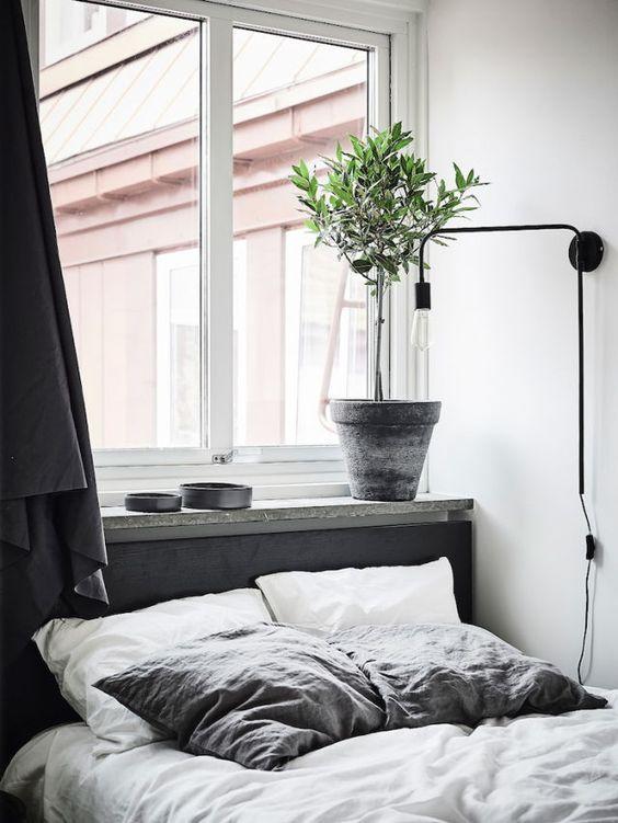 Interior Envy: 15 Minimal Bedrooms #minimalbedroom