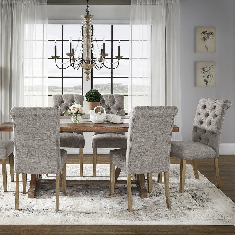 Oshea Dining Table With Images Easy Home Decor European Home