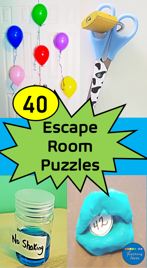 Photo of Escape Room Ideas for Kids