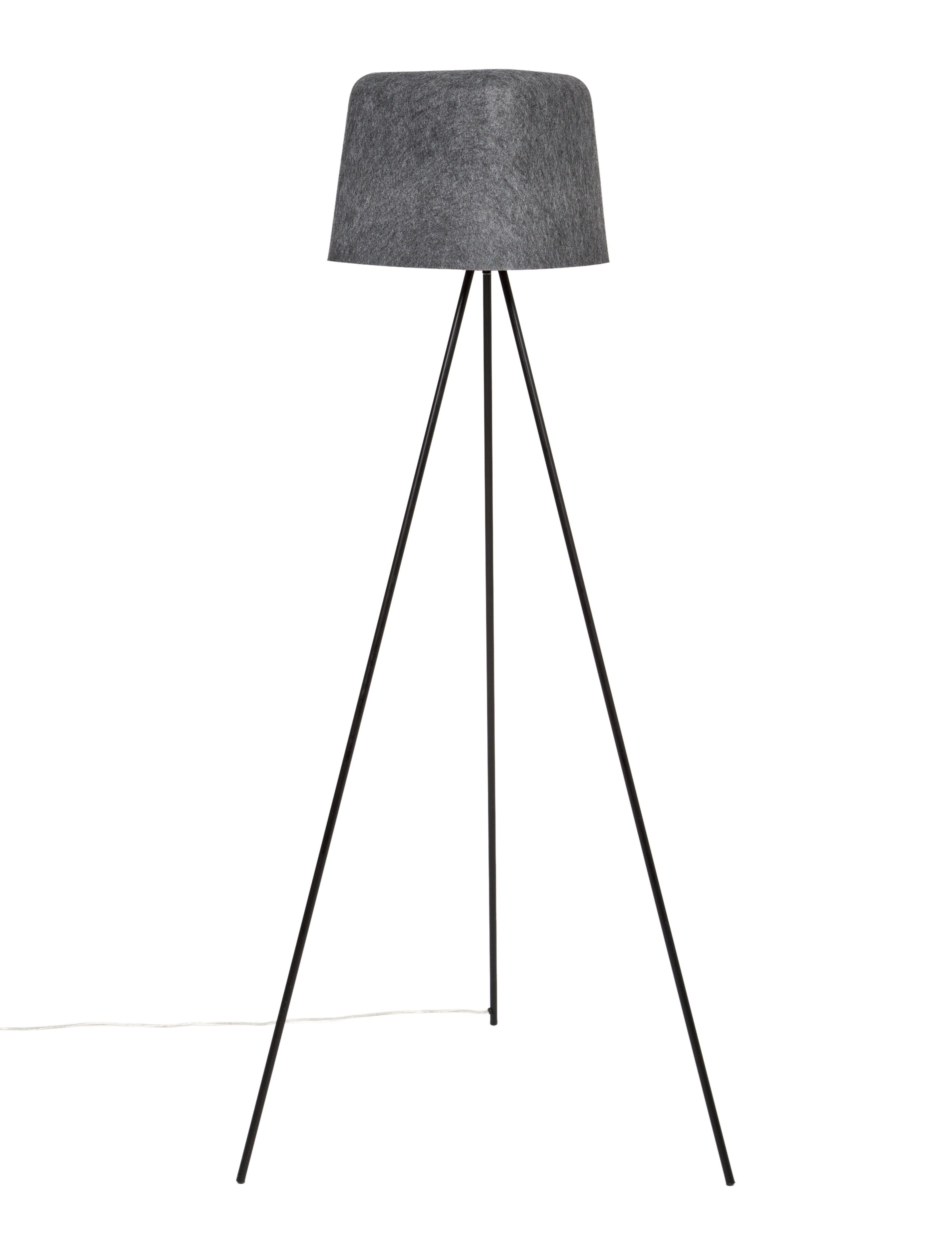 Felt Floor Lamp Floor Lamp Lamp House Styles