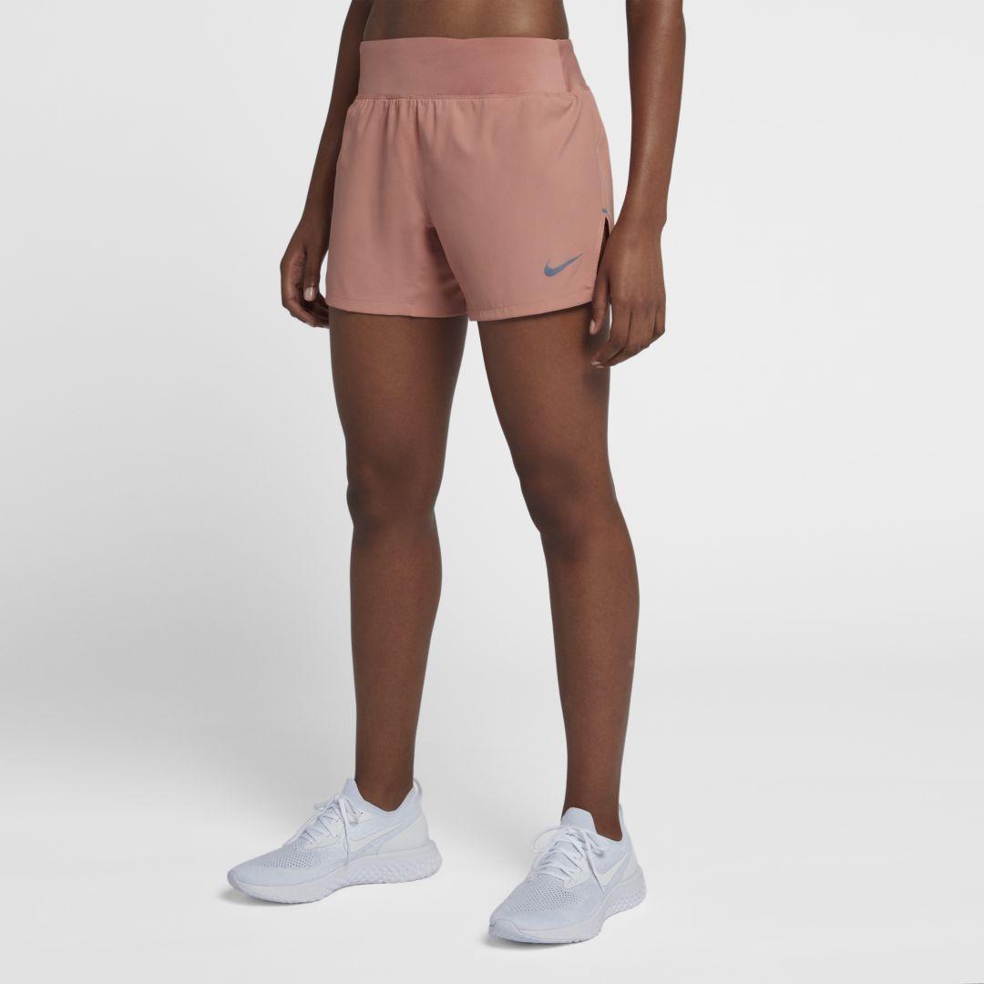 nike ladies running shorts