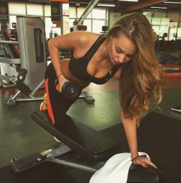 45+ Trendy Fitness Model Photoshoot Female #fitness
