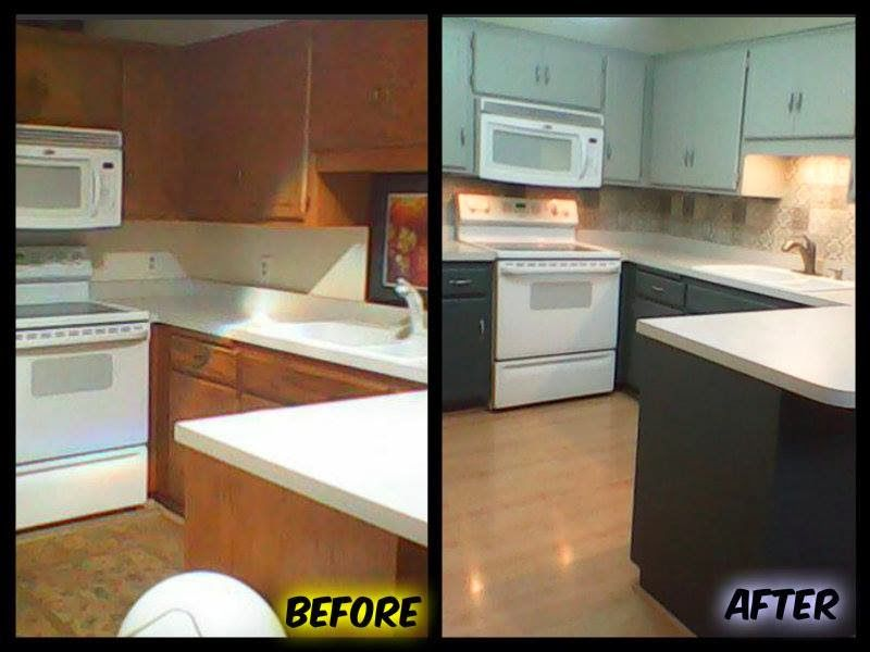 Budget Kitchen Remodel cocinas Pinterest Budget kitchen