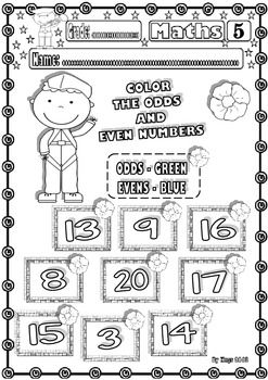 Veteran/Memorial Day Maths Funny Printables for kids