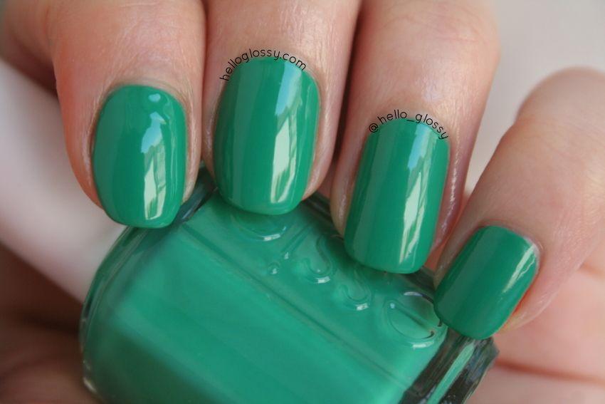 Essie Ruffles and Feathers | I\'d polish that | Pinterest | Esmalte y ...