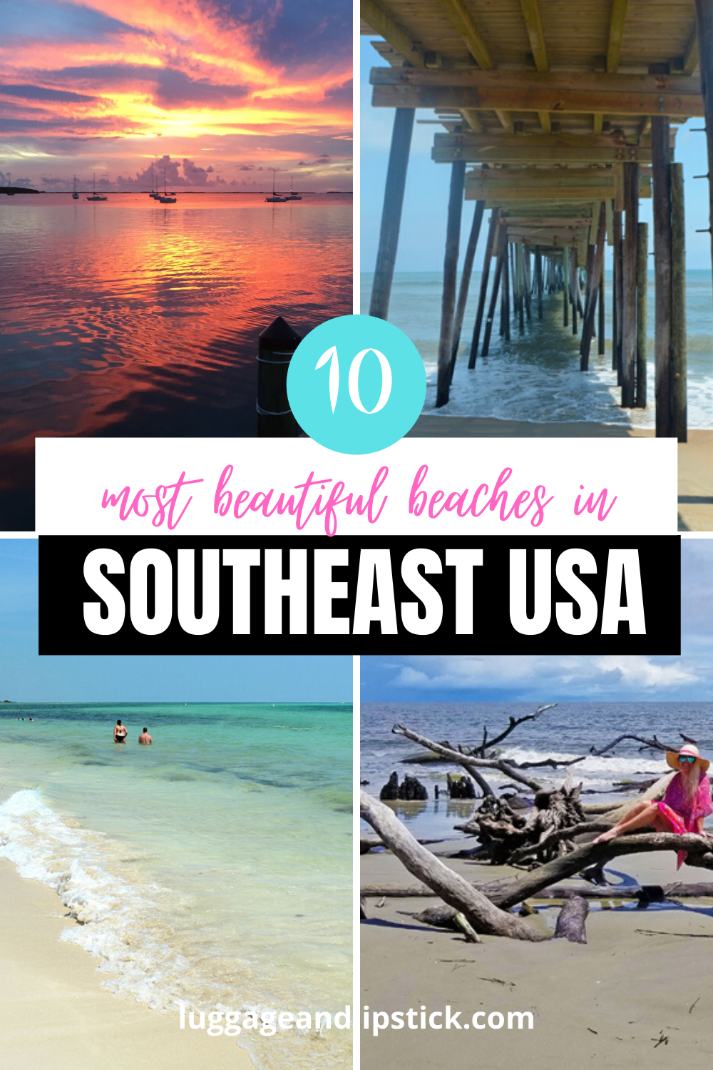 10 Most Beautiful Beaches In Southeast Usa In 2020 Travel Usa Usa Travel Destinations America Travel