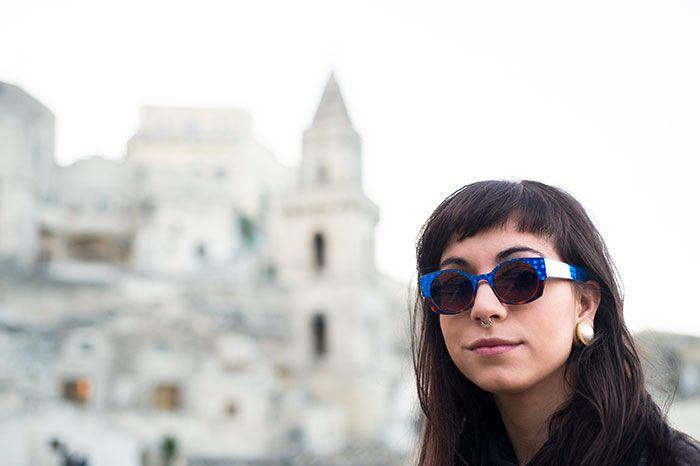 Quello tra #VANNI occhiali e #Matera è un incontro tra il colore e la luce - #VANNI #Occhiali