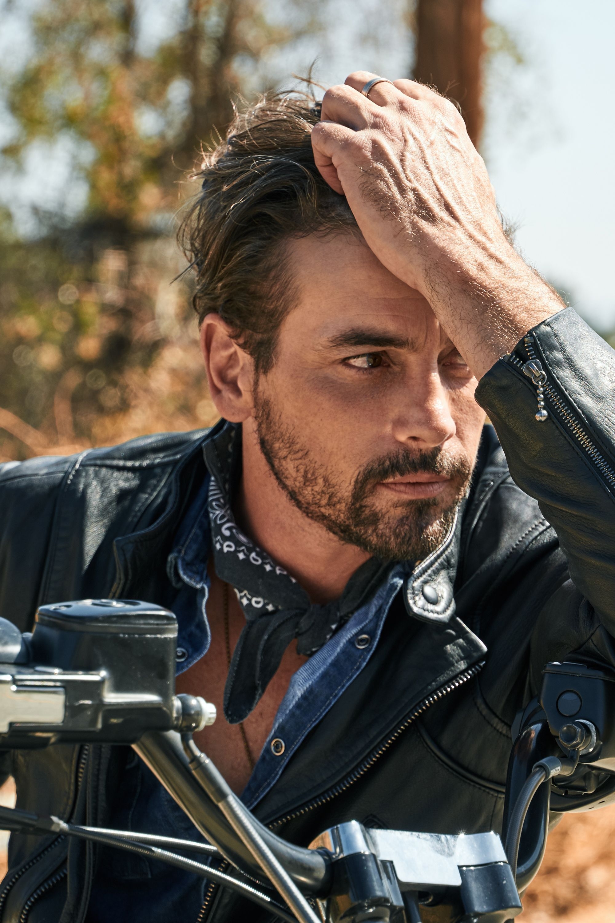 Skeet Ulrich Went From 90s Heartthrob to Struggling TV Actor. Now Hes Back advise