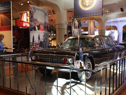 Jfk S Limo An Enduring Symbol Of Dark Day Limo Henry
