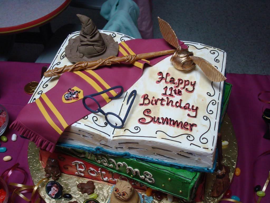 Harry Potter Birthday Cake Designs Easy Harry Potter Birthday