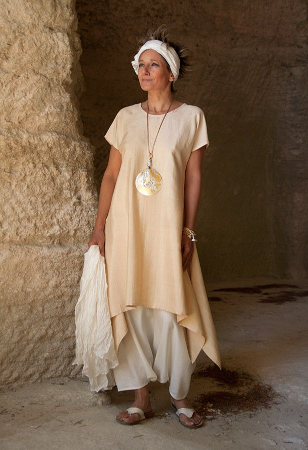 AMALTHEE CREATIONS, lengthened would be great summer dress