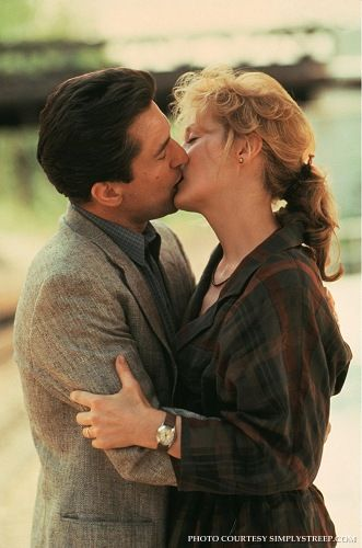 Robert Deniro And Meryl Streep In Falling In Love Movie