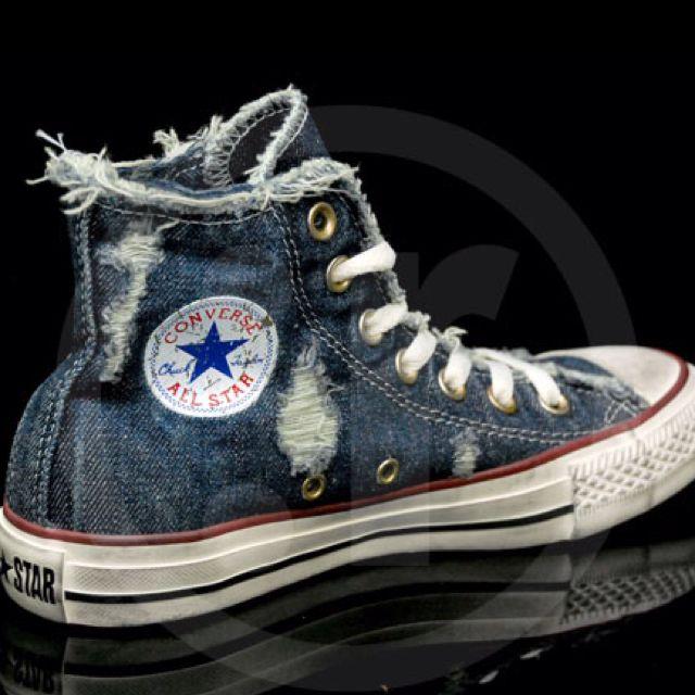 Converse Converse Denim, Chaussures Converse, Chaussures  Denim converse, Converse shoes, Shoes