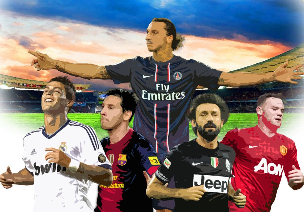 Image result for top soccer players