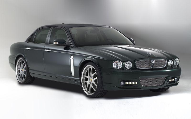 Arden Automobilbau Gmbh Jaguar Xj Jaguar Car Jaguar