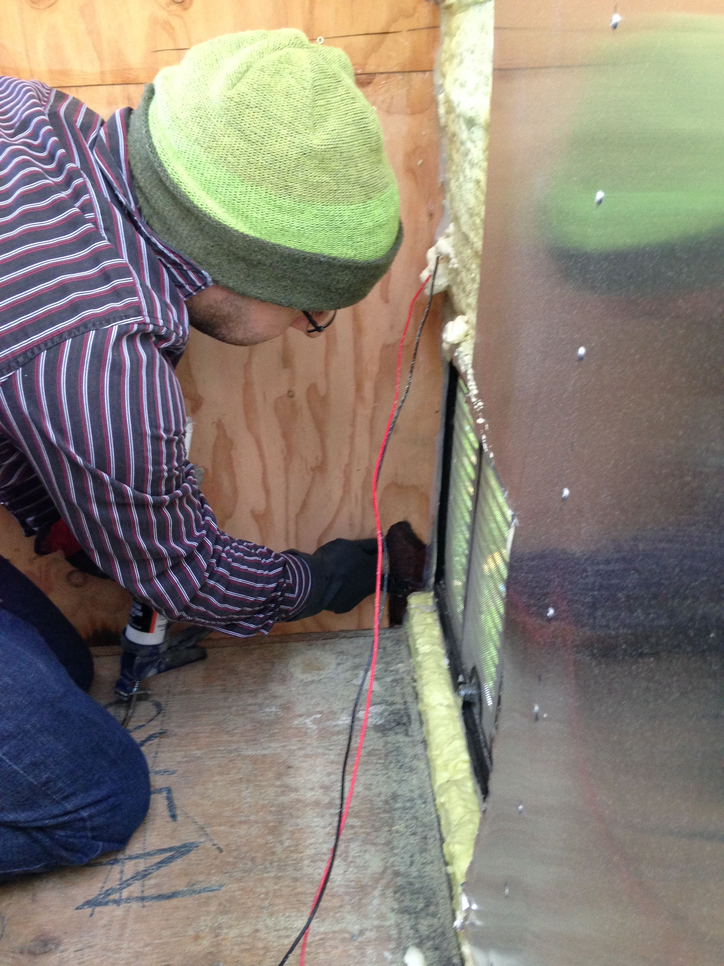 Pin by Jill Guthrie on Airstream repairs and builds